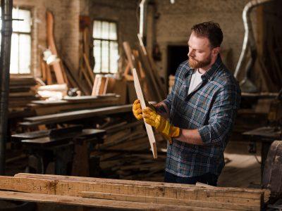 Jak krok po kroku zbudować drewniany taras?