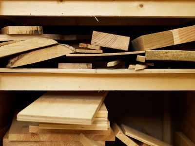 Sposoby mocowania drewna